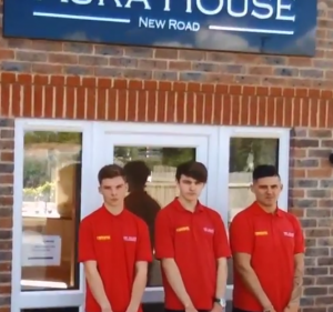 New Apprentices Start at Aura Gas